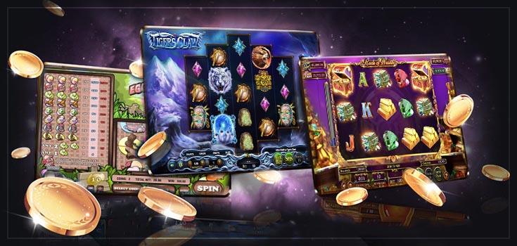 Online Slots Types Online Bingo